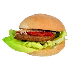 Hamburger drůbeží
