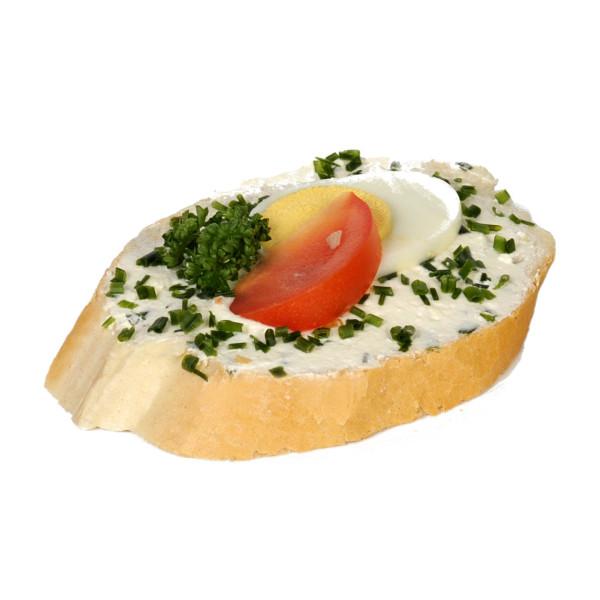 Chlebíček pažitkový