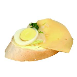 Chlebíčky sýrové