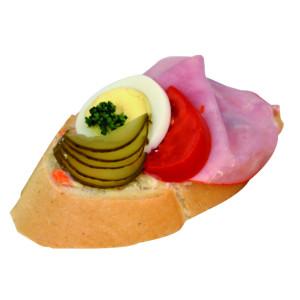 Chlebíček debrecinka