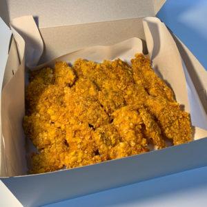 Smažené banketní kuřecí řízečky v cornflakes 1000g