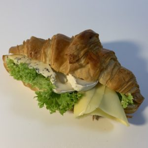Croissant sýrový